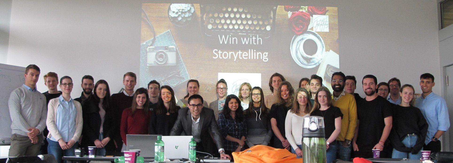 storytelling communications at HSG by Jyoti Guptara author novelist writer